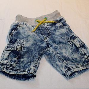 Cool Club soft denim shorts EU 92/US 2T